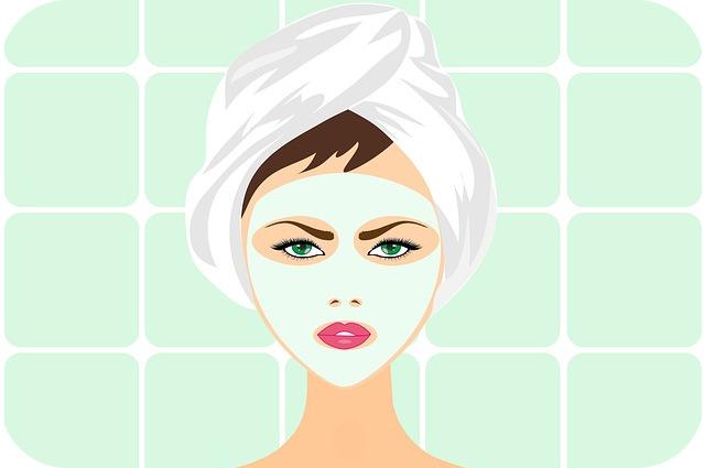 soins nettoyages de peau a la maison
