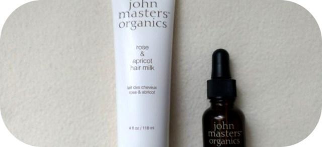produits capillaires John masters organics