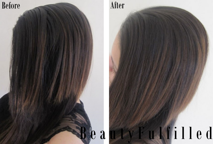 See Dirty Hair BEFORE And AFTER Dry Shampoo Beautyandcurls