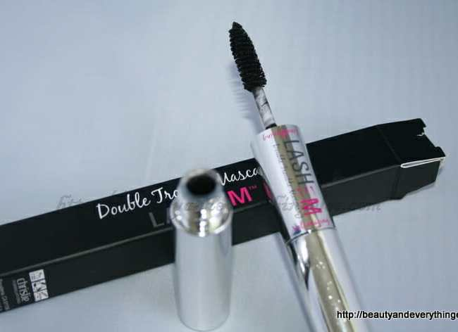 Lashem  double trouble mascara : Volumizing