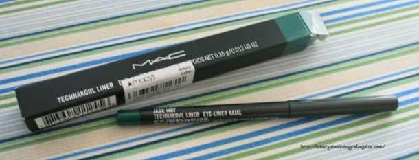 MAC Technakohl Liner Jade Way Review