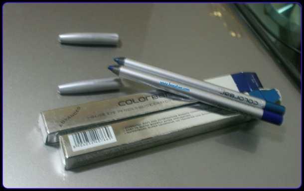 Colorbar I-glide pencils :