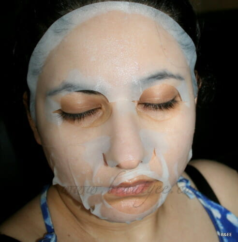 B.liv knock off age Caviar nourishing mask.