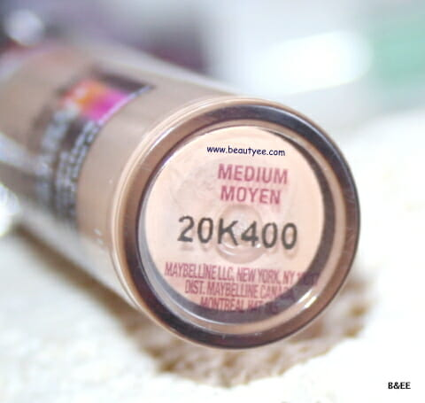 Maybelline Instant Age Rewind Eraser Dark Circles Concealer Review