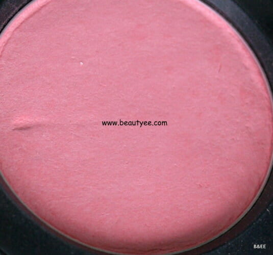 MAC Lovecloud Blush Review