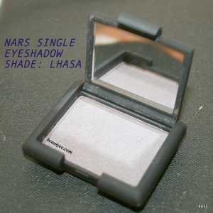 NARS Single Eyeshadow Lhasa review