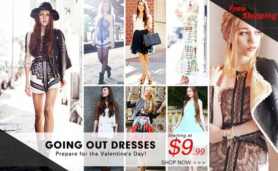 romwe gping out dresses sale