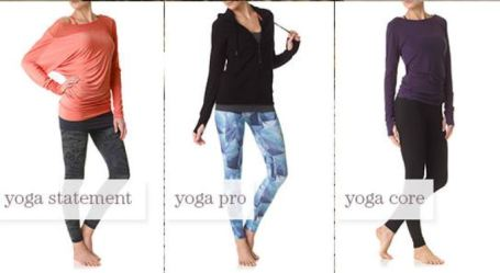 sweaty betty yoga apparel