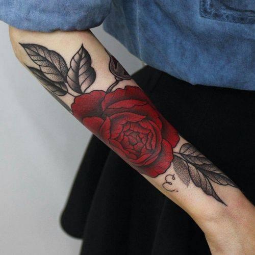 Tatuajes De Rosas Para Mujer 10 Beauty And Fashion Ideas Fashion