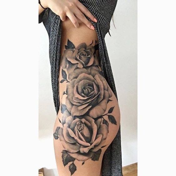 Tatuajes De Rosas Para Mujer 27 Beauty And Fashion Ideas Fashion