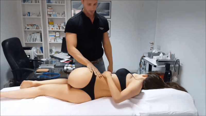 Viral Video That Shows One Chiropractor Unusual Back ...