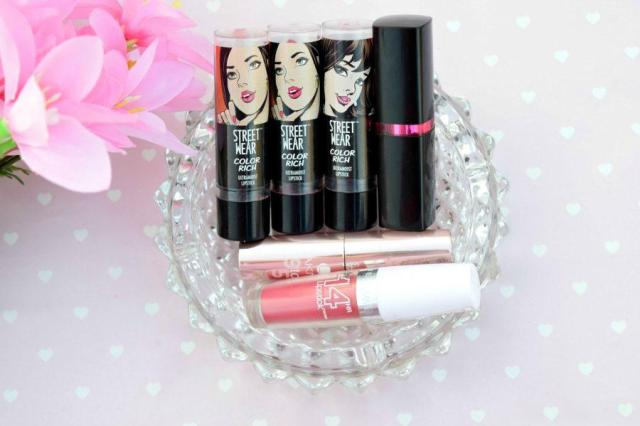 Everyday Lipstick Shades