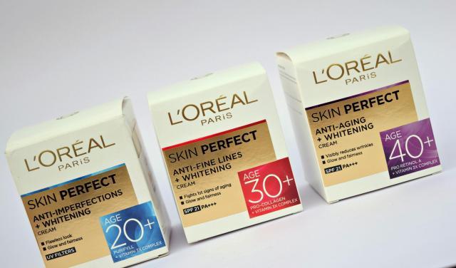 L'Oreal Paris Skin Perfect Cream