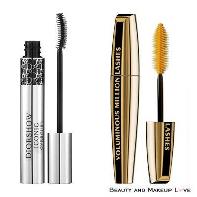 diorshow-iconic-mascara-dupe-loreal-voluminous-million-lashes-mascara