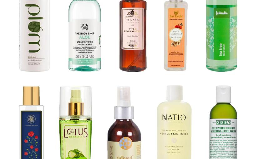 Best Alcohol Free Toners in India: Our Top 10!