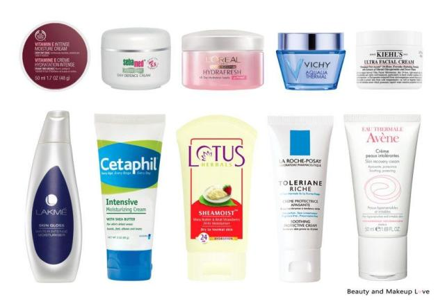 Best Moisturizers for Dry Skin in India