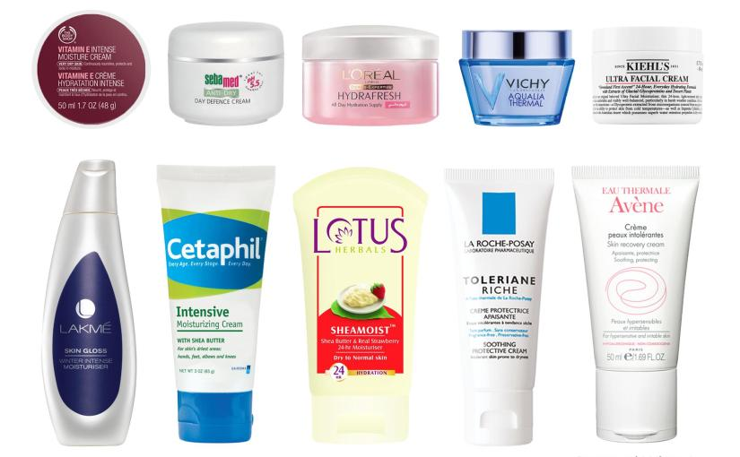 Best Moisturizer for Dry Skin in India: Our Top Picks!