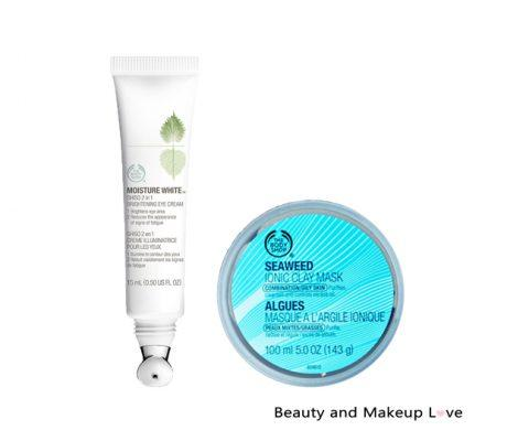 Best The Body Shop Skin Care Products