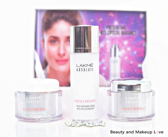 Lakme Absolute Perfect Radiance Range Review