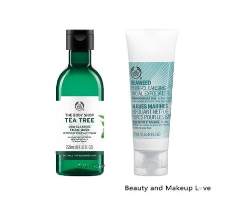Top Must Have Products from The Body Shop
