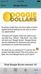 doggie dollars