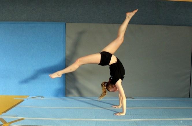 Turnen - Mehr als eine Leidenschaft! | Beauty and the beam