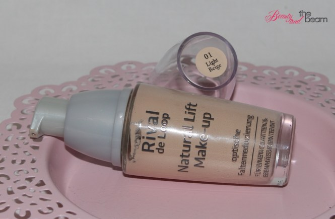 Rival de Loop Natural Lift Make-Up [Review] | Beauty and the beam