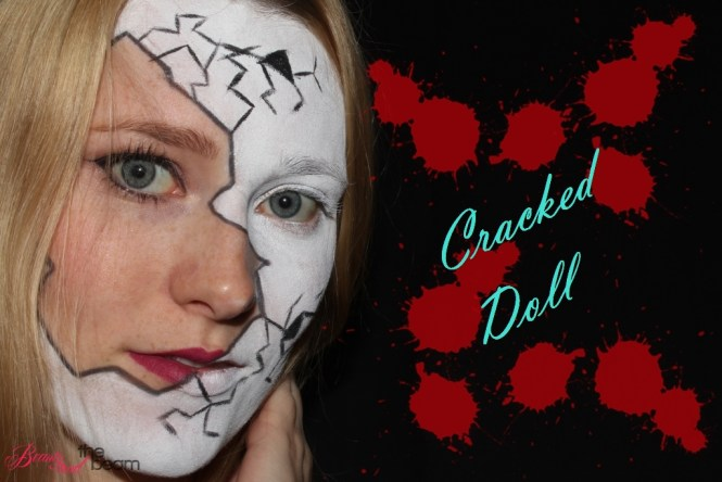 Beauty and the beam | Cracked Doll [Halloween Look - Blogparade] 1