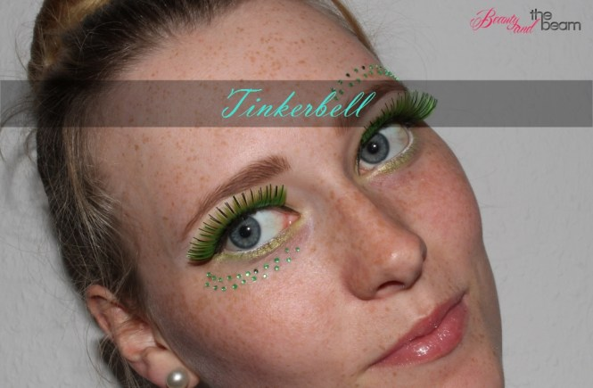 Tinkerbell Look [AMU] | Beauty and the beam
