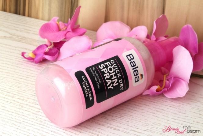 Balea QuickDry Spray (4)