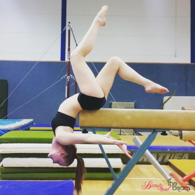 Beauty and the beam | Turnen -Wenn Leidenschaft den Schmerz besiegt! 3