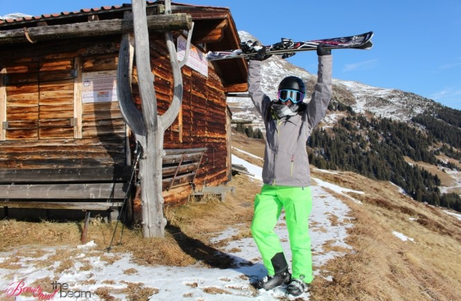 Das perfekte Ski-Outfit | Beauty and the beam