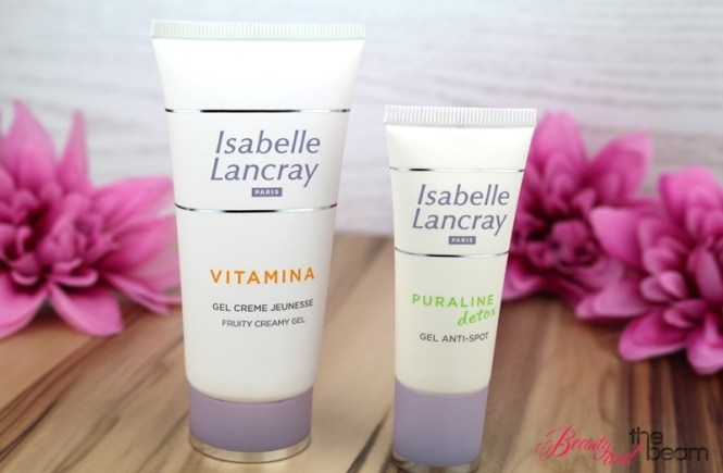 Gesichtspflege von Isabelle Lancray [Review] | Beauty and the beam