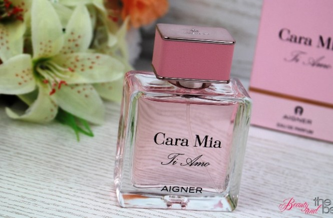 Aigner Cara Mia Ti Amo [Flaconi Hype Day + Gewinnspiel] | Beauty and the beam
