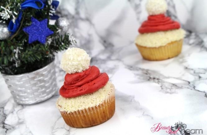 [Rezept] Nikolaus Cupcakes | Beauty and the beam