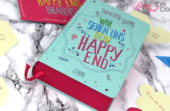 [Werbung] Wir sehen uns beim Happy End   Beauty and the beam