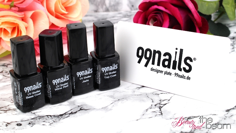 [Nails] Shellac-System mit 99nails.de *Werbung*
