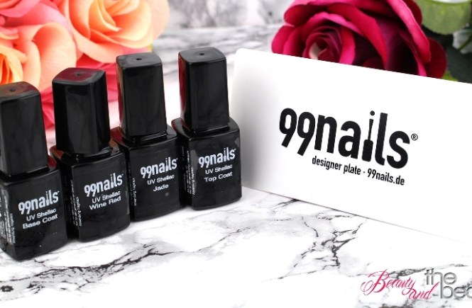 [Nails] Shellac-System mit 99nails.de *Werbung* | Beauty and the beam