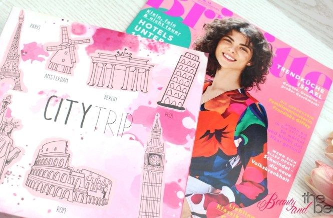 [Unboxing] Pink Box City Trip August 2018
