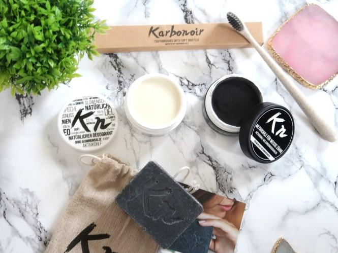 Karbonoir – Beauty Produkte mit Aktivkohle