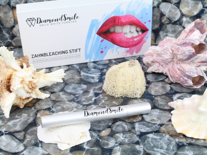 DiamondSmile Zahnbleaching Stift