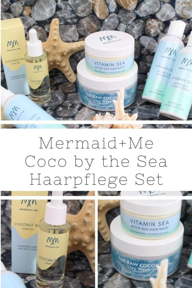 Mermaid+Me Coco by the sea Set