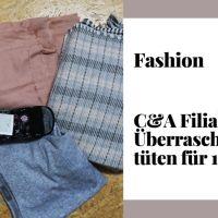 C&A 15 € Überraschungstüten [Fashion]