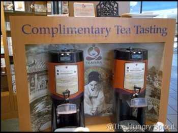 Teavana Tea