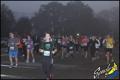 Jacksonville Marathon 2012