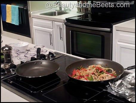 Paula Deen cooking demo