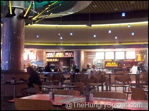Food Court Seminole Hard Rock Hotel and Casino