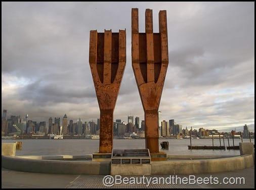 9-11 Memorial Weehawken