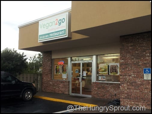 Vegan 2 Go Gainesville