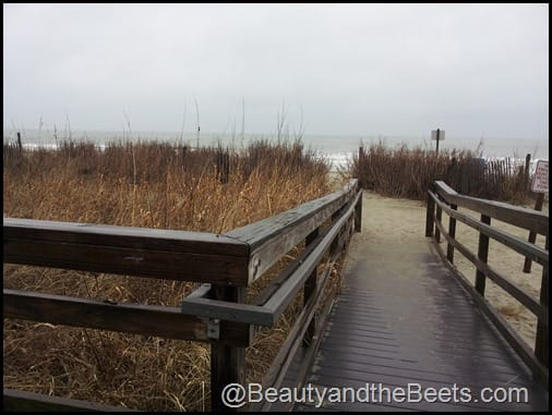 Myrtle Beach Walkway